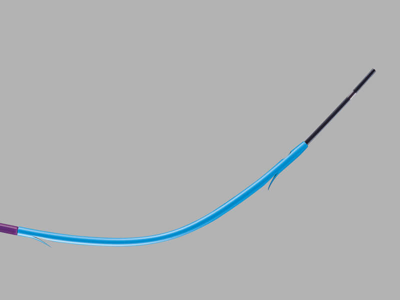 Oasis<sup>®</sup> One Action Stent Introduction System Preloaded with Cotton-Leung<sup>®</sup> Biliary Stent