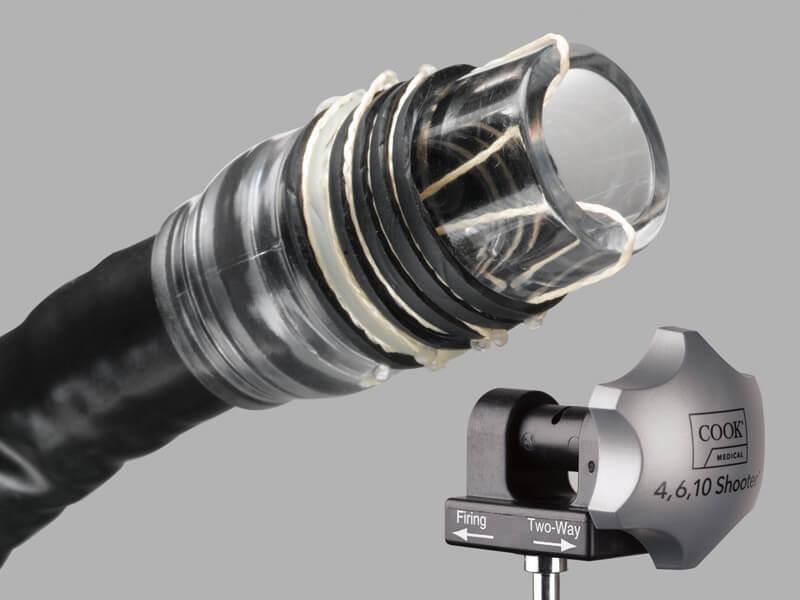 6 Shooter<sup>®</sup> Universal Saeed<sup>®</sup> Multi-Band Ligator